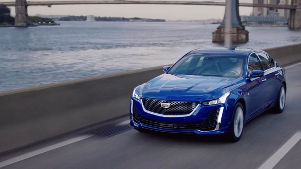 Cadillac CT5