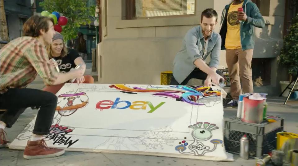 Ebay Commercial